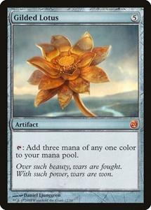 Gilded Lotus Mirrodin